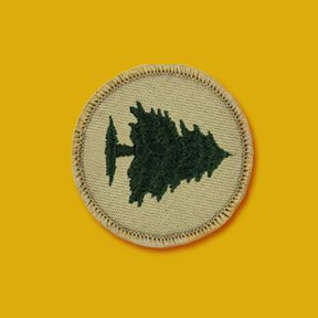 Deadwood patrol patch