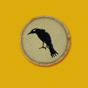 Ravens patrol patch